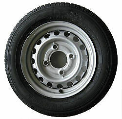 Spare Wheel For The Erde 193 Trailer - 145R13 - Rrp £105!