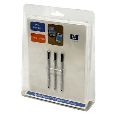 Hewlett Packard HP Stylus Triple Pack For Pocket PC H400 & H1900 Series - New