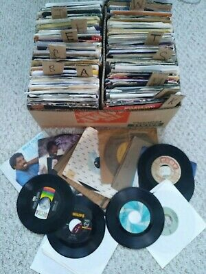 Great Lot Of 50 R&B SOUL FUNK 45's RECORDS Jukebox 7""