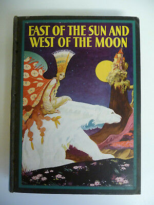 East Of The Sun And West Of The Moon Kay Nielsen Victor Candell HB DJ