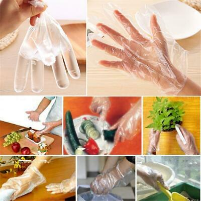 Disposable 100pcs Service Food Gloves Cleaning Household Restaurant Mittens
