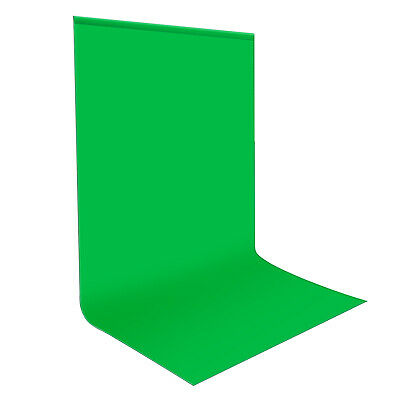 Neewer 6x9ft Green Photo Studio Muslin Collapsible Backdrop Background Material