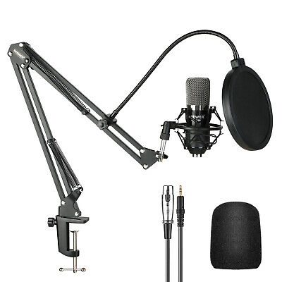 Neewer NW-700 Pro Studio Broadcasting Recording Condenser Microphone Kit