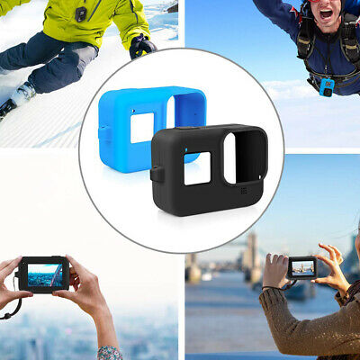 Silicone Full Cover Action Camera Body Protect Case Shell for Gopro Hero 8 Sport