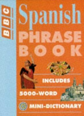 Spanish Phrase Book (Get by in), Goodrich, Philippa, Very Good, Paperback