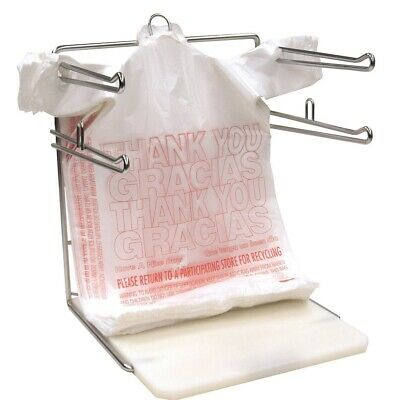 T-Shirt Thank You - Gracias Plastic Grocery Store Shopping Carry Out Bag 1000ct