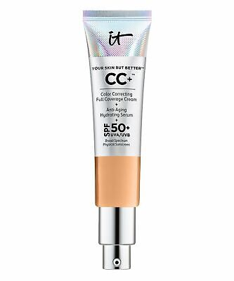 IT Cosmetics Your Skin But Better CC+ Cream with SPF 50+ 32ml NEW
