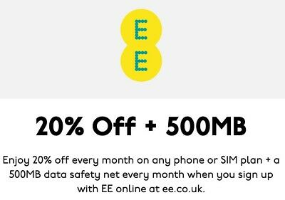 20% Off Ee Discount Voucher Code