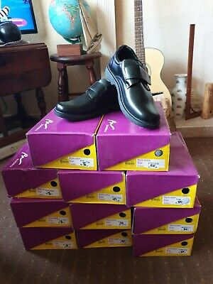 Job Lot Of Boys School Shoes