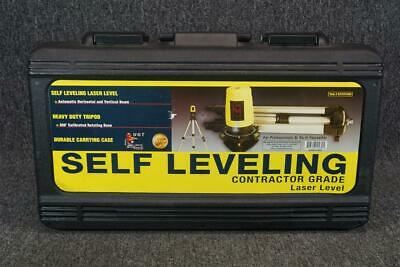 Self Level Contractor Grade Laser Level With Heavy Duty Tripod #637575499