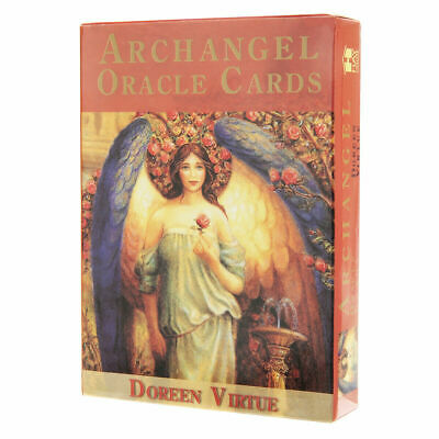 Angel Oracle Cards Magic Divination Tarot Psycic Energy Fortune Pack Deck Card