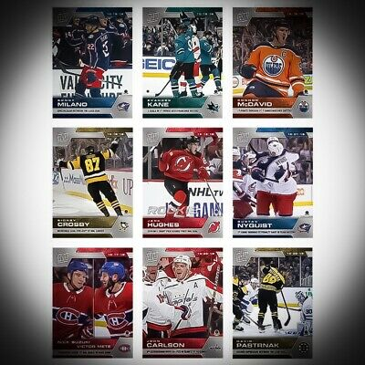 🛑👀 2019-2020 Week #3 Topps Now Nhl Stickers. Pack Of 9. 🔥Free Shipping*