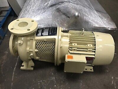 Godwin 7.5kW 3-Phase Brook Electric Motor Centrifugal Water Pump 22M Head