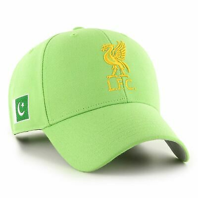 Official Liverpool FC Football Adults '47 MVP Pakistan Flag Cap