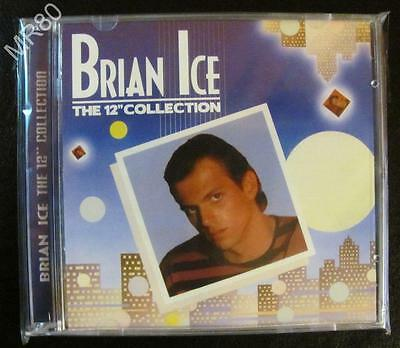 """2xCD Brian Ice - The 12"""" Collection / 2009 / NEW / DWS"""