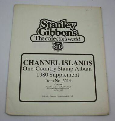 Channel Island 1980 One Country
