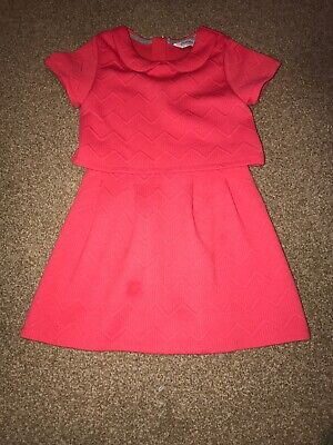 Girls Dress Age 4-5. From Outfit. Next Day Postage