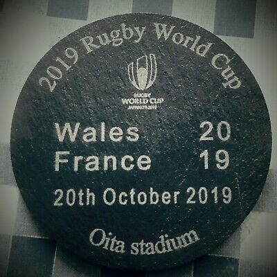 2019 Rugby World Cup Wales vs France