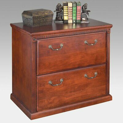 Martin Furniture - Huntington Club Office - Filing Cabinet