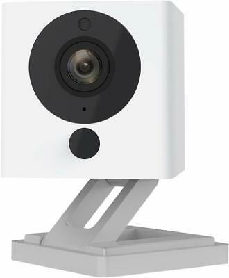 1080p HD Indoor Wireless Smart Home Camera with Night Vision Person Detection