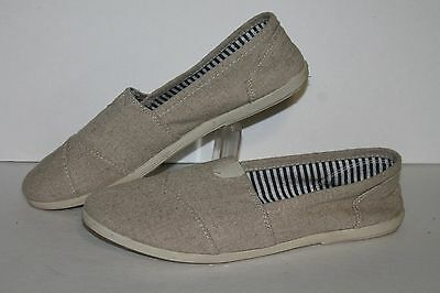 Soda Objext Slip On Casual Shoes, #5836115, Tan, Womens US Size 11