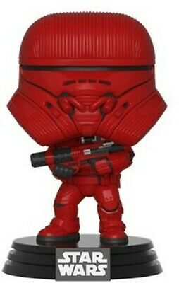 FUNKO POP! STAR WARS: The Rise of Skywalker - Sith Jet Trooper #318 Funako P Toy