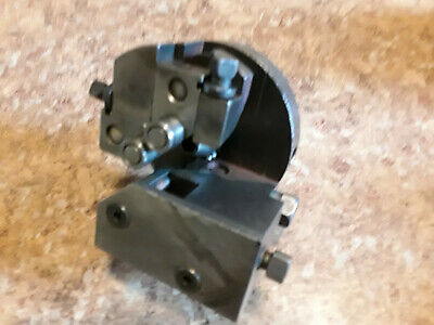 Davenport P/N # 2785-31-Sa  Turning Holder With Roller Rests And Stock Stop