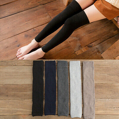 Winter Warm MJ Molly Jacobs Ladies Leg Warmers Multi Colors One Size Poly//Spandx