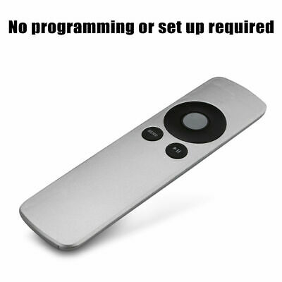 Universal Replacement Remote Control Infrared Compatible For Apple TV1/TV2/TV3