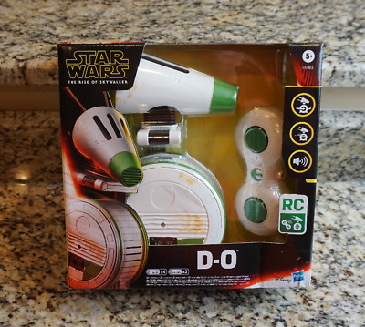 D-O RC Droid Remote Control STAR WARS The Rise of Skywalker WALMART Exclusive