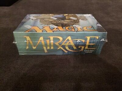 MTG Magic the Gathering Mirage Booster Box New and Factory Sealed English