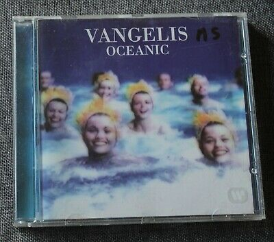 Vangelis, oceanic, CD