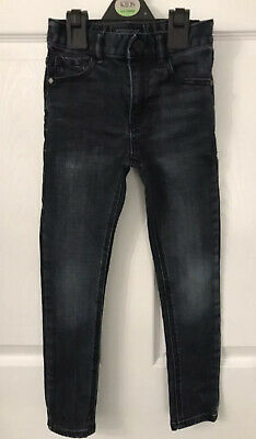Kids Dark Navy Next Slim Jeans - Age 6yrs