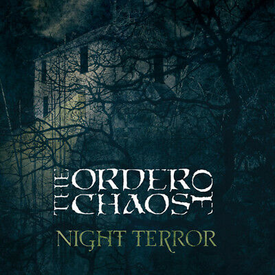THE ORDER OF CHAOS Night terror 3 track CD Canadian Metal NEU / NEW / OVP