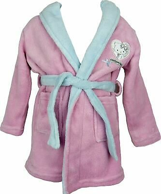 Charmmy Kitty Hello Kitty Dressing Gown  Pink-6 Years / 116 cm