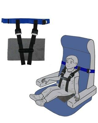 Child Airplane Travel Harness/Cares Safety Restraint System - New, no box