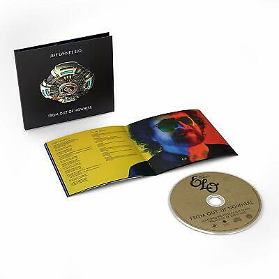 Jeff Lynne's Elo - From Out Of Nowhere - New Deluxe Edition Cd