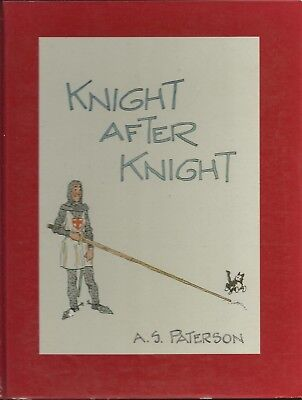 Knight After Knight HC by A.S. Paterson