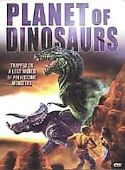 Planet of the Dinosaurs DVD