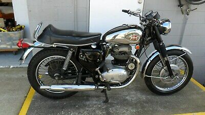 BSA Royal Star A50, 500cc twin, VGC