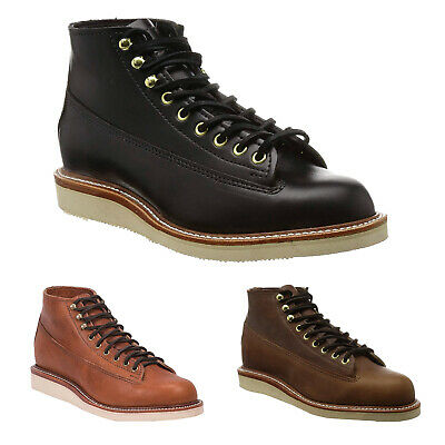 Chippewa 1958 5'' Original Lace to Toe Leather Wedge Work Original Mens Boots