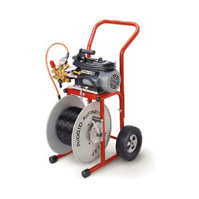 Ridgid 62697 KJ-1750 Water Jetter Drain Cleaner with Cart... OFFERS CONSIDERED!!