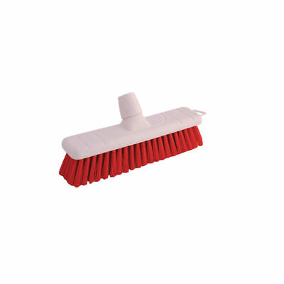 NEW! Soft Broom Head 30cm Red Designed for Universal Handle P04048
