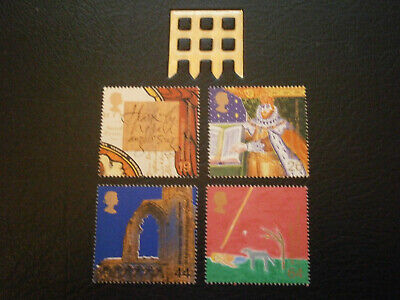 Gb Stamps 1999 - Millennium Series - The Christian's Tale  - Mnh
