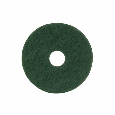 NEW! 15in Standard Speed Floor Pad Green Pack of 5 102603