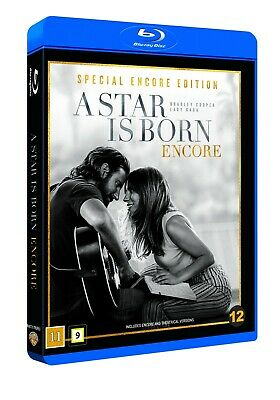 A Star is Born Special Encore Edition Blu Ray
