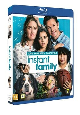 Instant Family Blu Ray