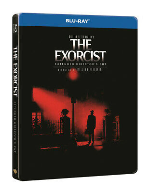 The Exorcist Limited Edition Steelbook Blu Ray
