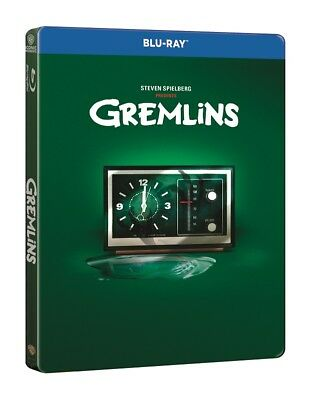 Gremlins Limited Steelbook Blu Ray