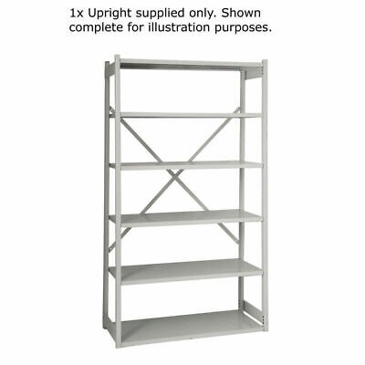 NEW! Bisley W1000xD460mm Grey Shelving Extension Kit 1018ESEXK46-AT4